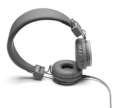 Urbanears Plattan On-Ear Headphones, Dark Grey (40...