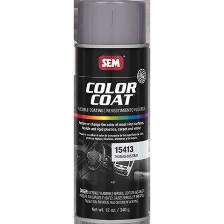 - SEM 15413 Thomas Bus Gray Color Coat - 12 oz.
