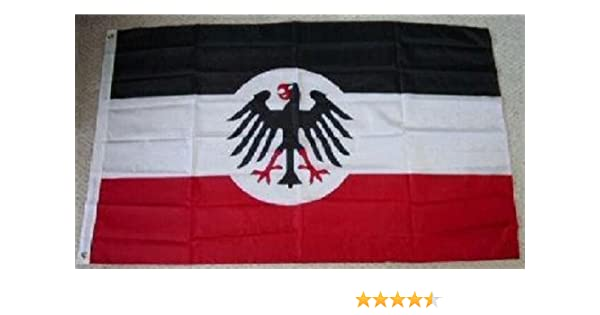 GERMANY GERMAN W// EAGLE BANNER FLAG NEW 3x5 ft better quality USA seller