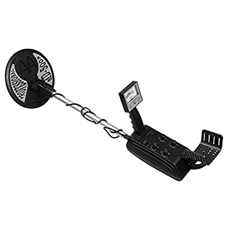 Amazon.com : GIMAX MD5008 Metal Detector Undeground Gold Big Coin and Small Coin Digger Treasure Hunter Finder : Garden & Outdoor