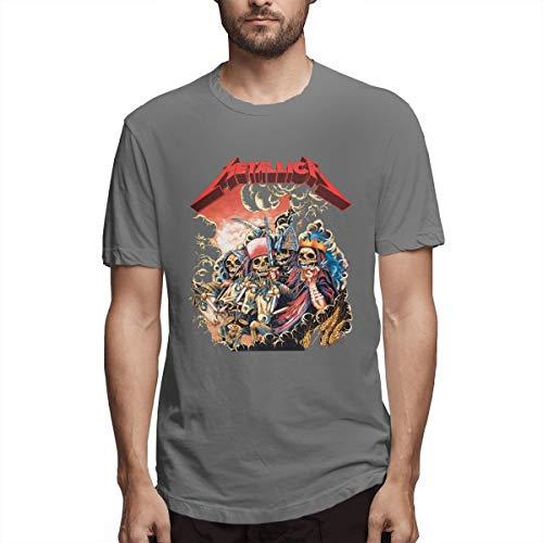 a62b6ee8de89f7 Youkang Metallica Four Horsemen T Shirt for Man Tees Black
