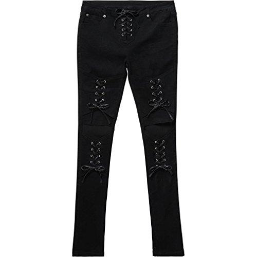 Killstar skinny Jeans Nero Donna Killstar Killstar Jeans Nero Nero Jeans Killstar skinny Donna skinny Donna Jeans fqwxnz4rf7