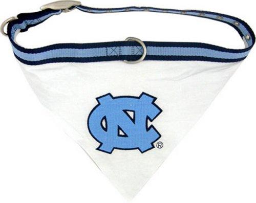 Collegiate Pet Bandana, Large, University of North Carolina Tar Heels