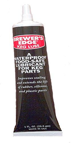 Brewer's Edge UX-CAOO-IQIT Keg Lube, 1 (Homebrew Keg)