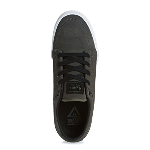 homme de skateboard Globe Chaussures Anthracite Gs Noir pEwEI