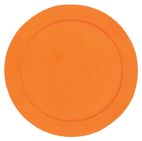 Champion Sports Poly Spot Marker, 9-Inch, Orange (Pack of 12)