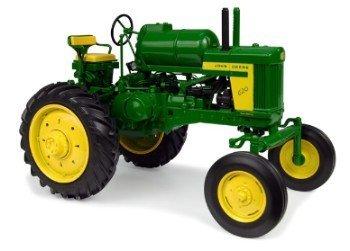 TOMY John Deere 620LP High Crop Precision Tractor 1/16