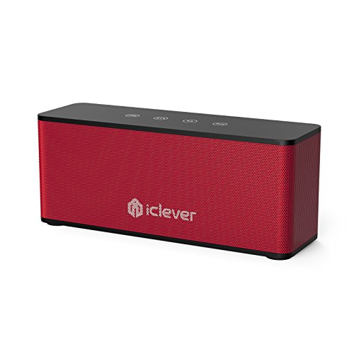 iClever Bluetooth V4.2 Speaker with Touch Control, 20W Premi