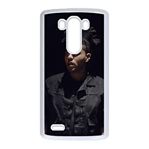 The Weeknd LG G3 Cell Phone Case White GYK