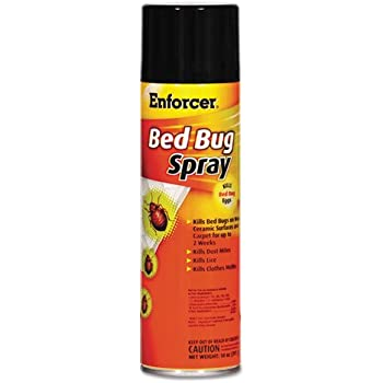 Amazon Com Ebbk14 Enforcer Bed Bug Spray Kills Bed