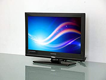 Televisor 19 TV TELEFUNKEN IH19910B17 LED Slim TVC HD 16:9: Amazon.es: Electrónica