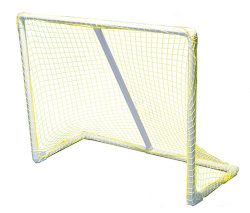 - Park & Sun Sports Portable Indoor/Outdoor Multi-Sport Goal with Nylon Bungee Slip Net: Yellow, 54