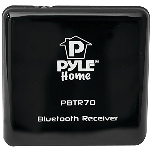Pyle Home PBTR70 Bluetooth A2DP Audio Interface Adapter/Rece