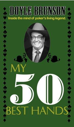 My 50 Best Hands (50 Best/50 Worst) (Best And Worst Poker Hands)