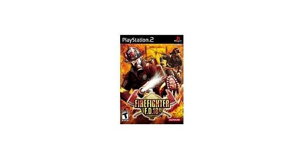 Amazon.com: Firefighter F.D.18: Video Games