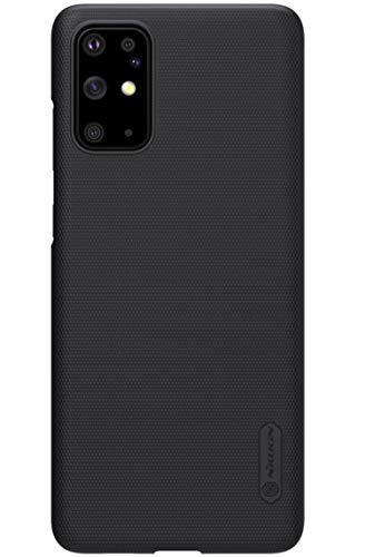 Samsung Galaxy S20 Plus + Case cover back original Nillkin Super Frosted Shield Matte Protection for by Nice.Store.UAE (Black)