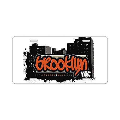 nyc license plate frame - 4