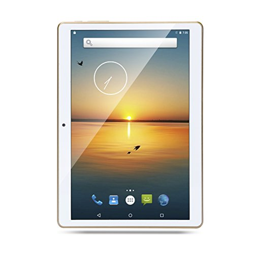 Price comparison product image 9.7 inch Tablet Octa Core 2560X1600 IPS Bluetooth RAM 4GB ROM 64GB 8.0MP 3G MTK6592 Dual sim card Phone Call Tablets PC Android 5.1 Lollipop GPS electronics 7 8 9 10 White