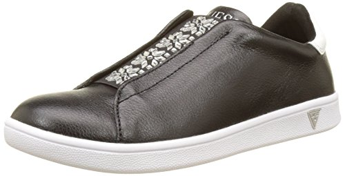 Guess Women's Steffi Tennis Shoes, Black (Nero Black), 39 39 EU