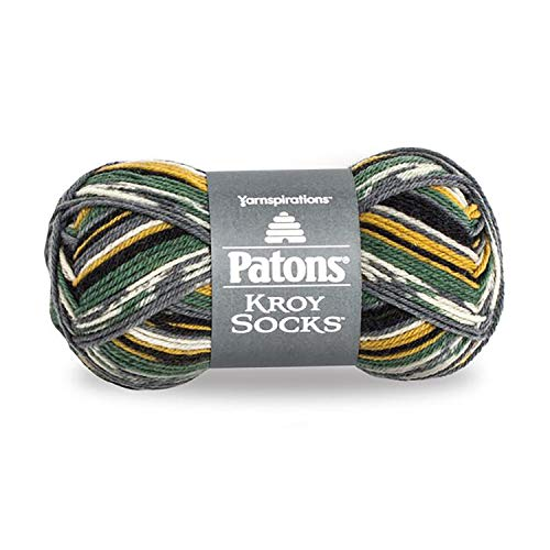 Patons Kroy Socks Yarn Greener Pastures