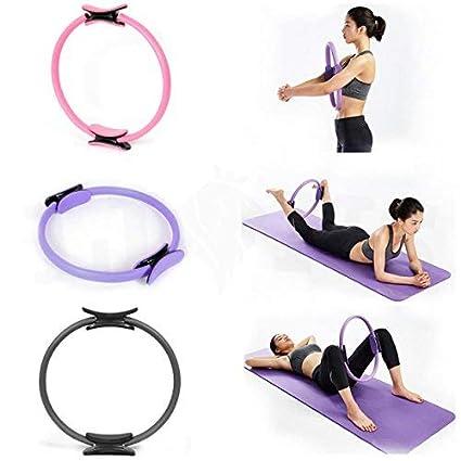 Resistencia Pilates círculo anillos gimnasia aeróbica doble ...