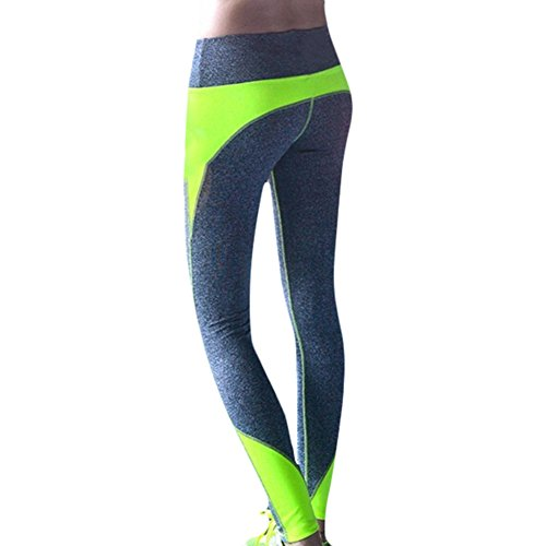 WIDEN ELECTRIC Damen Sport Yoga Kleidung Leggings Hose Kleid