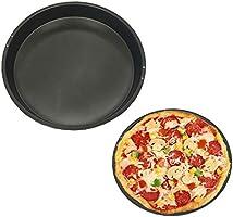 Antiadherente Pizza Pan Horno Bandejas para Hornear Molde ...