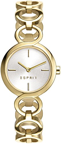 Esprit Watch Arya Gold - ES108212002-Gold - stainless-steel-Round - 25.6 mm