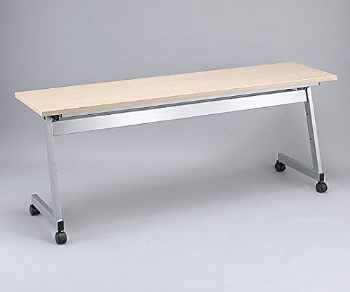 8-2799-02スタックテーブルレギュラー1800×600×700mm木目 B07BDN1NZK