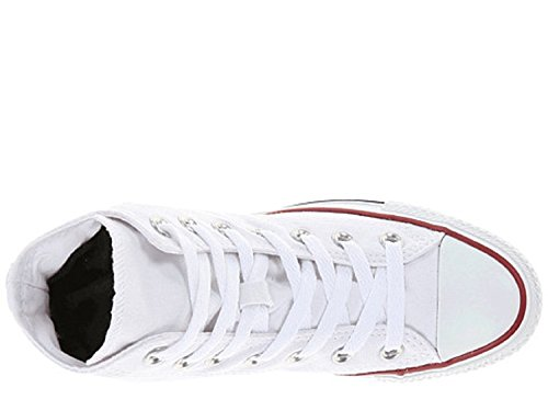 Converse Herren Chuck Taylor All Star High Top Optisch-weiß