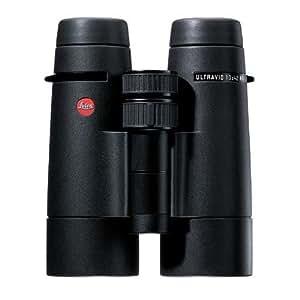 Leica Ultravid HD 10x42 Black Rubber Armored Binoculars