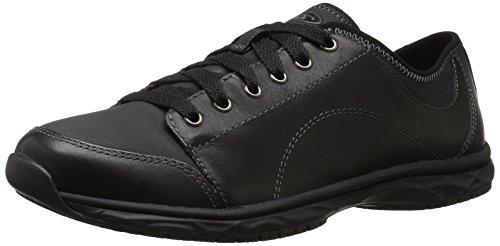 Dr. Scholl's Shoes Women's Brave Work Shoe, Black, 7 M US
