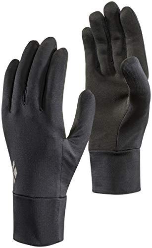 - Black Diamond Unisex Lightweight ScreenTap Gloves Black SM