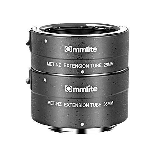 Automatic Macro Extension Tube for Nikon Z-Mount Cameras
