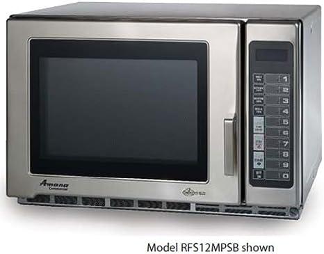 Amana Compact Microwave Oven 1200 Watt