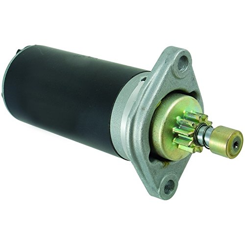 New Starter For 1984-1997 Yamaha Outboard Motor 9.9HP-15HP 682-81800-11 682-81800-12 6L2-81800-20 by Parts Player