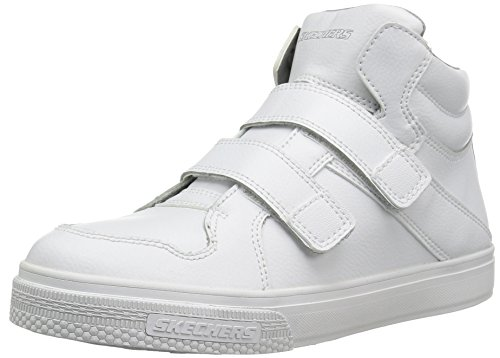 Skechers Kids Boys Brixor City Kickz Sneaker White