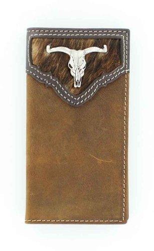 Nocona Rodeo Steer Concho Wallet