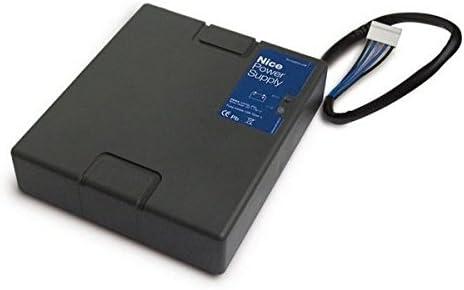 24 V, con cargador de batería integrado-Nice-PS324