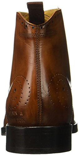 Betty Melvin Marron Hrs Femme Boots Crust Wood amp; Wood Wood Hamilton 4 Brown Chelsea PERqwfEr