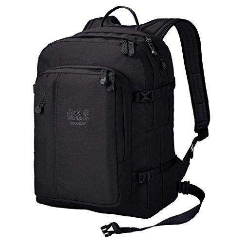 Jack Wolfskin Berkeley Bookpack Daypack Rucksack black jzdGp