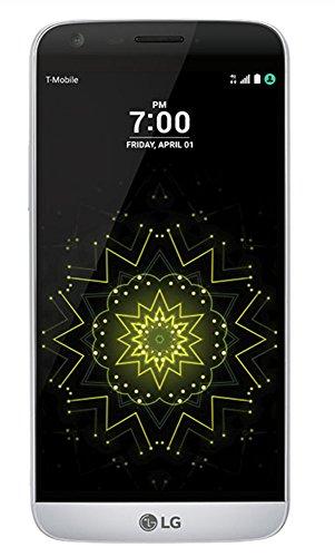 LG G5 4G LTE Dual Camera 32GB Silver Smartphone GSM Unlocked