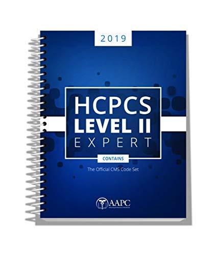 HCPCS Expert Level II 2019 (AAPC) -