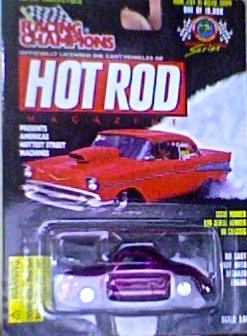 Hot Rod Magazine Drag Racing Series: Issue #94 '41 Willys Coupe 41 Willys Coupe Hot Rod