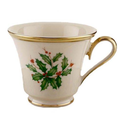 Lenox 146504030 Holiday Teacup (Christmas A Of And Tea Cup Saucer)
