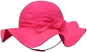 AIYObaby B/éb/é Fille Chapeau