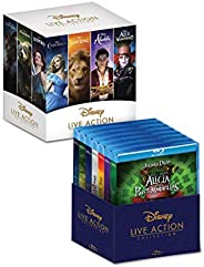 Paquete Disney Clásicos Live Action (Blu Ray) [Blu-ray]