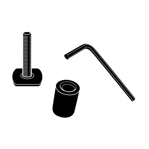 Thule Xadapt12 THULE T TRACK ACCESSORY product image