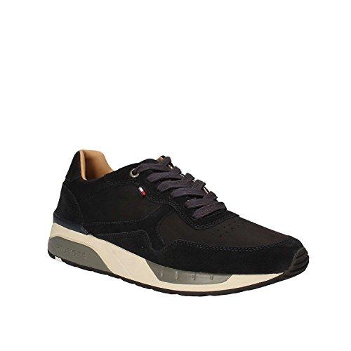 Bleu Tommy Hilfiger Sneakers FM0FM00918 Man IZFZwqR