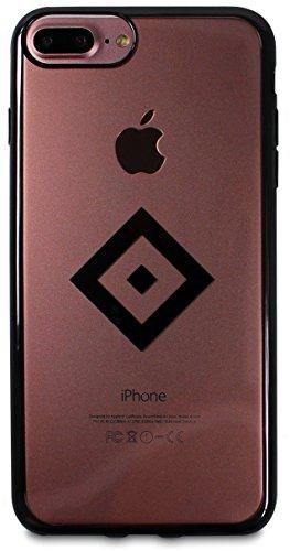 Hamburger SV Pro Case - Mittelstürmer - iPhone 8 Plus, iPhone 7 Plus und iPhone 6 Plus Hülle Rosegold